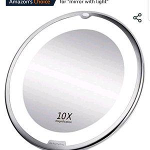 10x led mirror brand new!